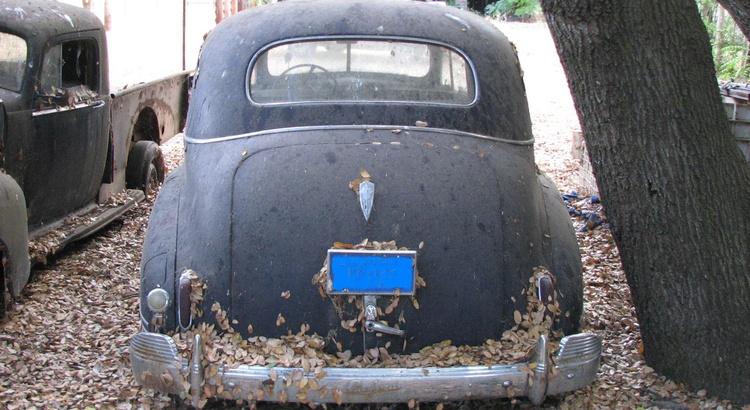 Found a Packard in Northern, CA