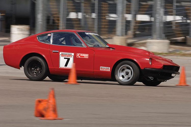 Andrew Nelson: 1974 Datsun 260Z