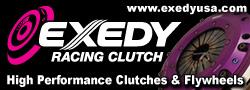 Exedy Banner
