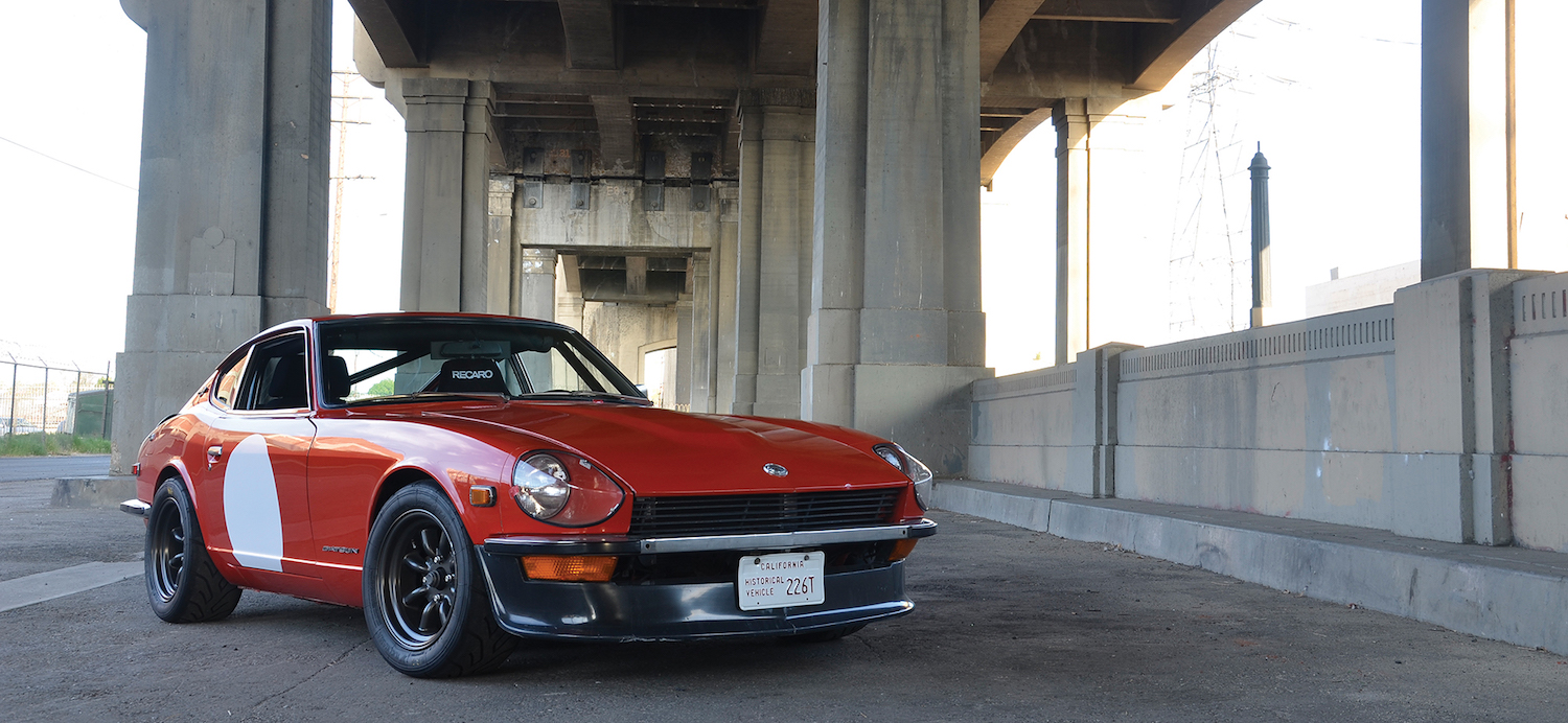 Z For All A Modified Datsun With An Old School Look Articles Grassroots Motorsports