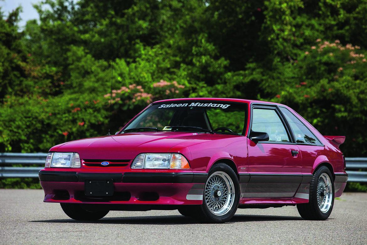 Classic Cool Saleen Mustang Articles Grassroots Motorsports