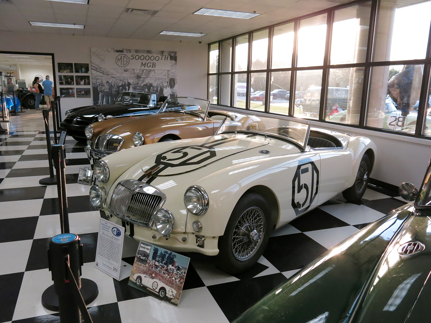 Celebrating legends with moss motors and the british for Moss motors used cars