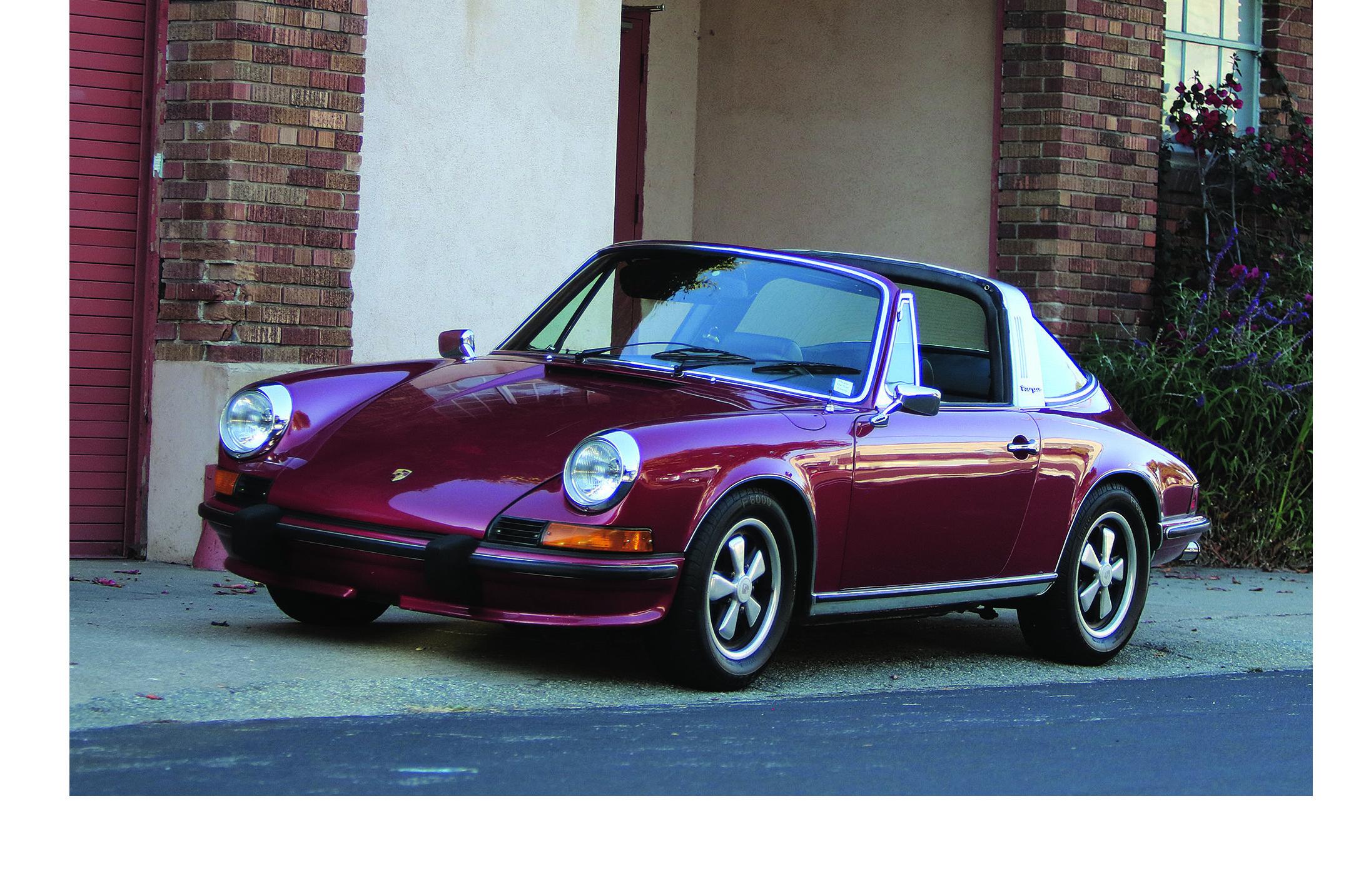 Why Not A Targa Is The Open Top Porsche Todays Best Value