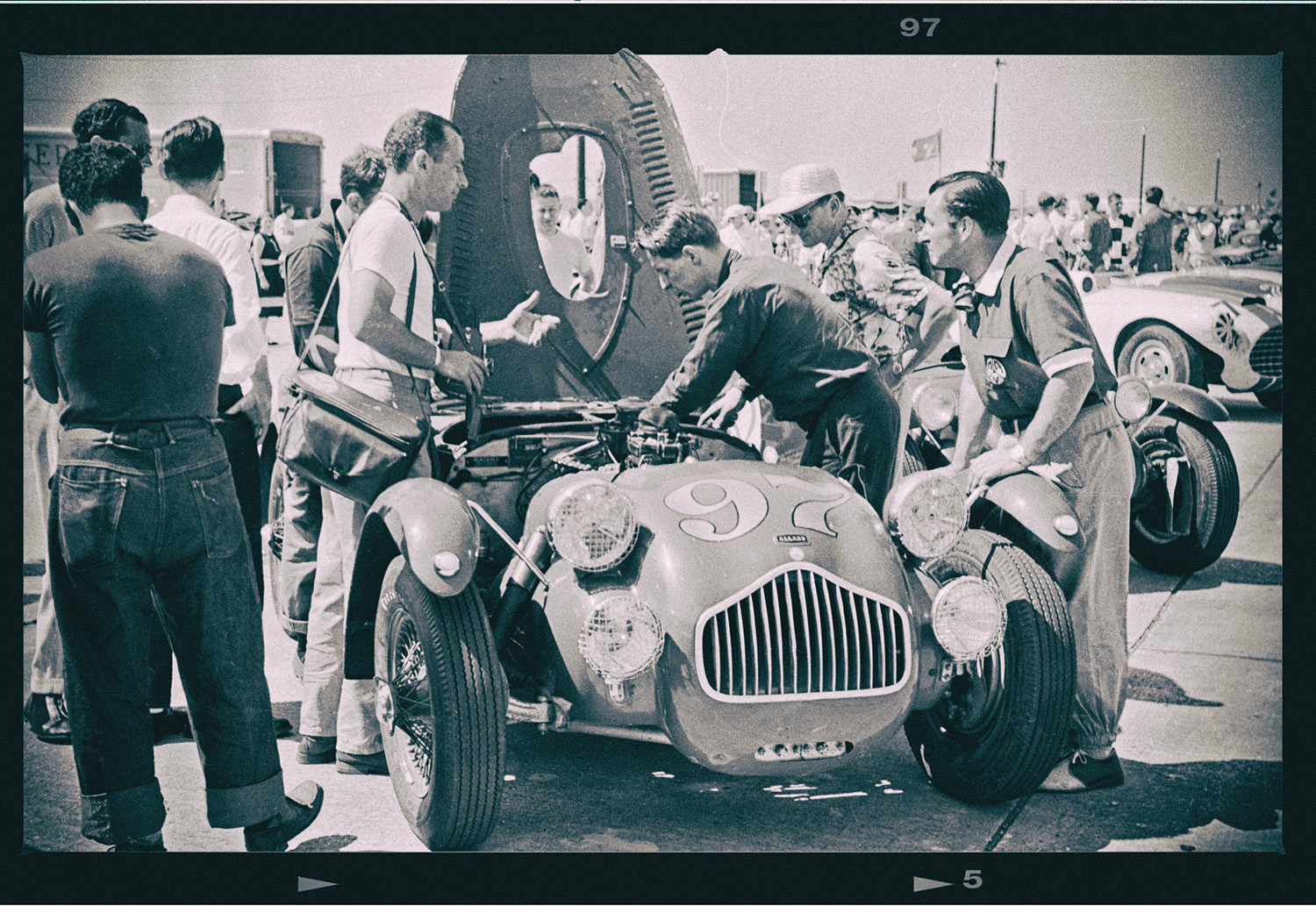 Inspired By Chance: The Story of Allard\'s Revival | Articles |