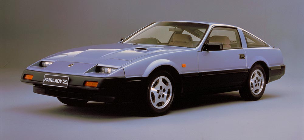 The Sleeper Z: The 1984-'89 Nissan 300ZX | Articles | Grroots ...