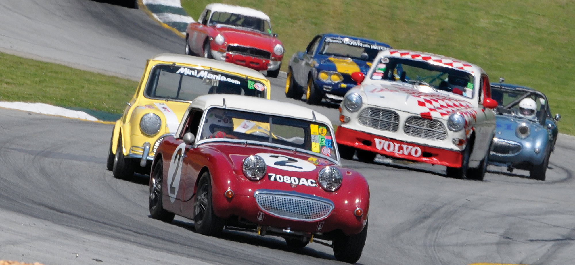 Your First Race Car: 12 Excellent Vintage Vehicles for Beginners