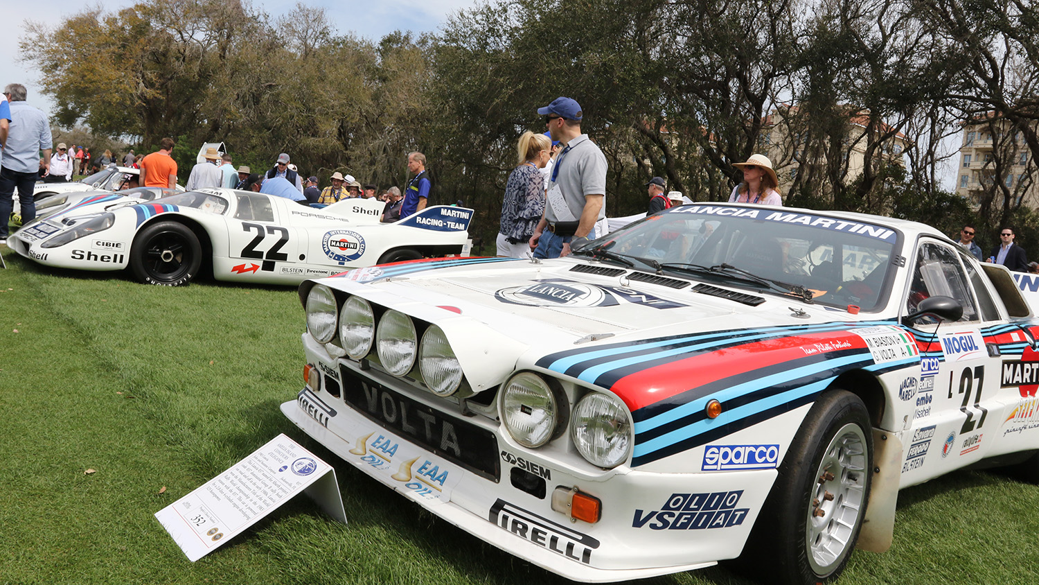 Sights From The Amelia Island Concours DElegance Articles - Amelia island car show 2018