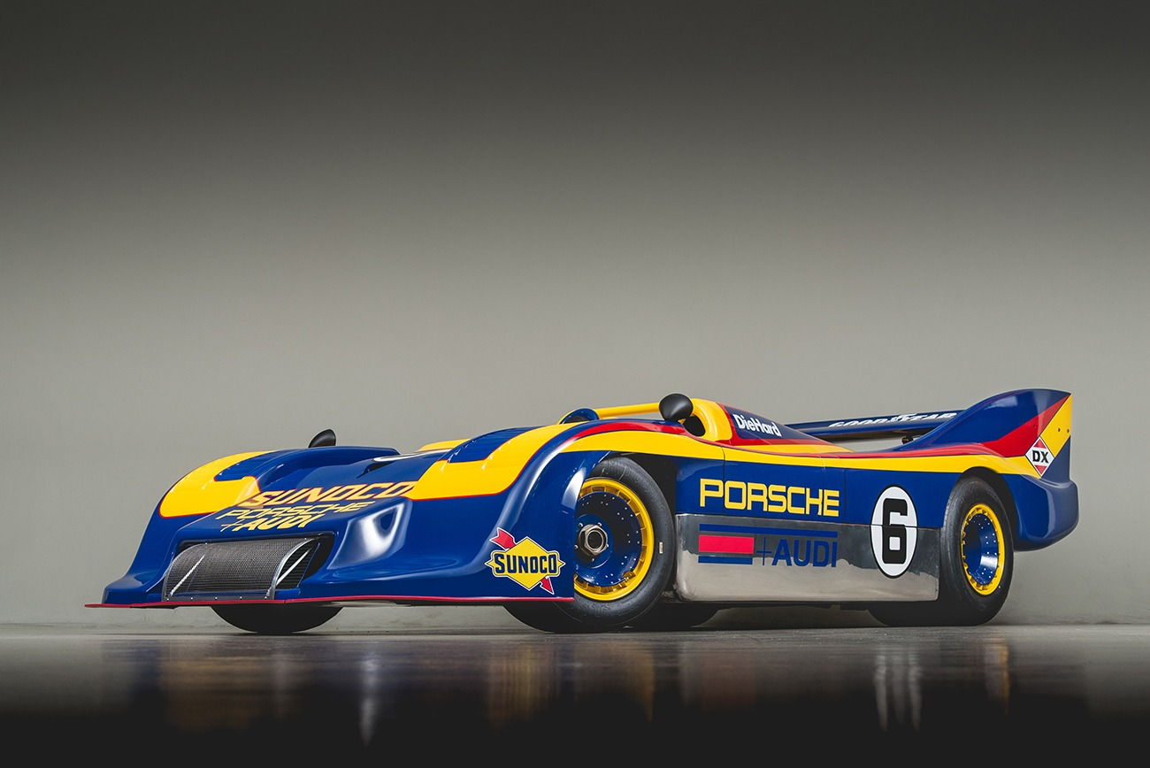 The Zeitgeist Of Domination Mark Donohue And The Porsche