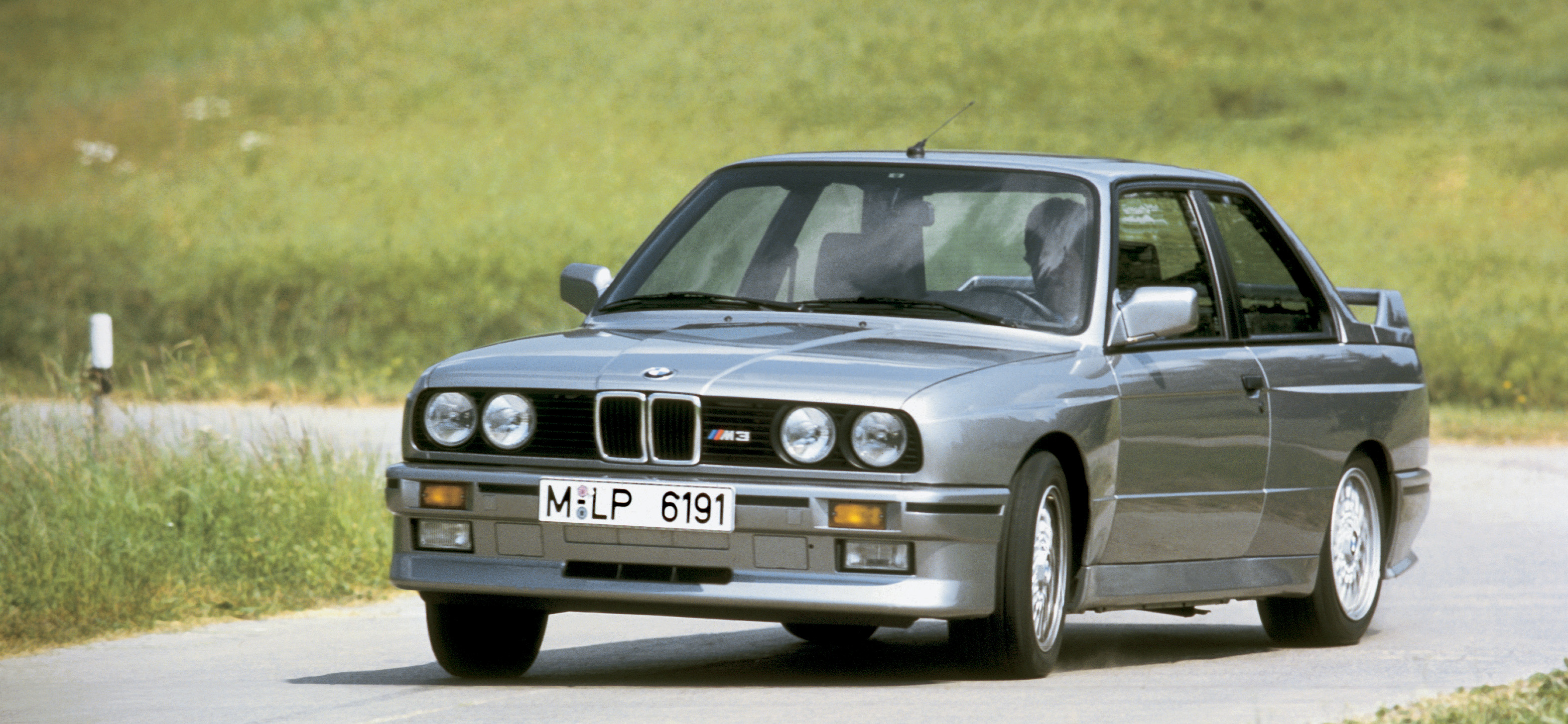 From The Grm Vault Test Driving Bmw S E30 M3 Articles