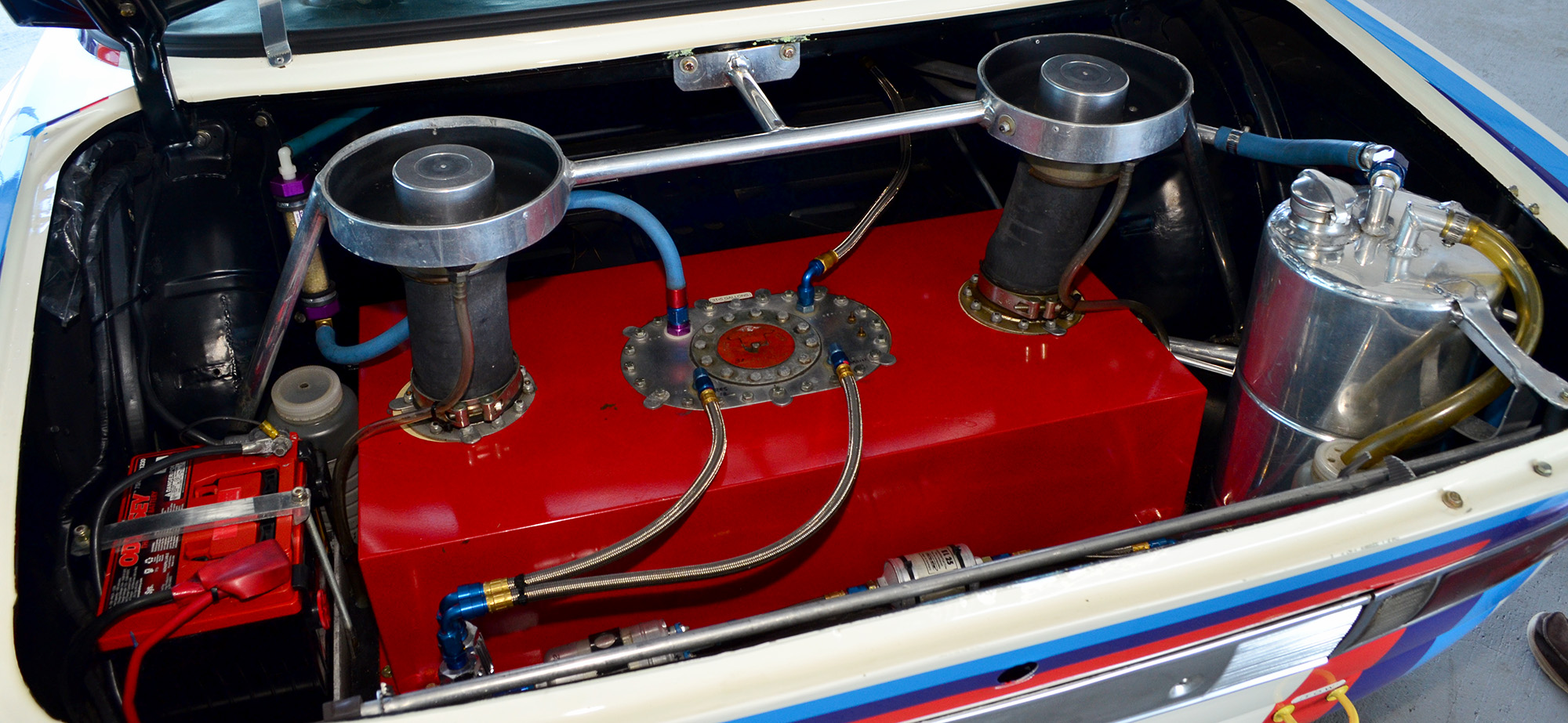 What Separates a Race Fuel From a Street Fuel? | Articles