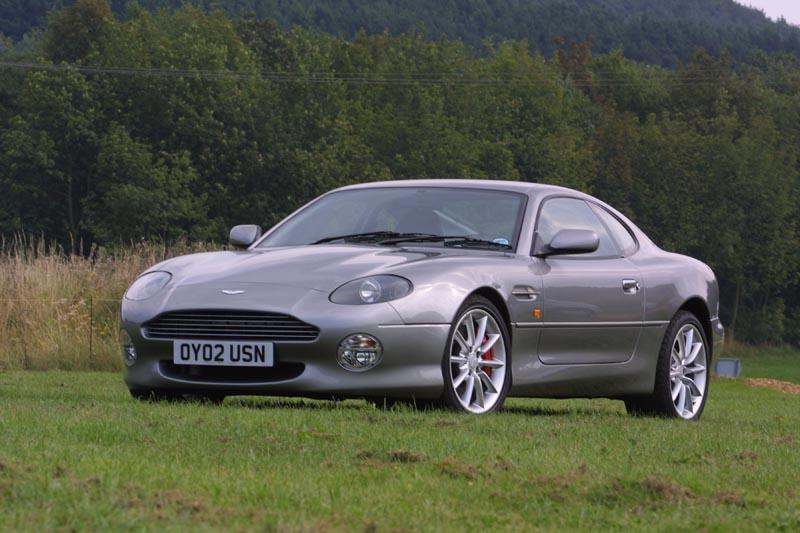 Depreciation Station 1997 2004 Aston Martin Db7 Articles Classic Motorsports