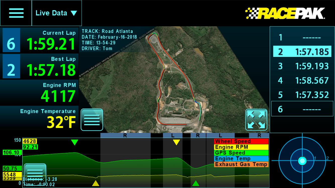 Racepak Vantage CL1 Review: Data Acquisition Through Your ... on