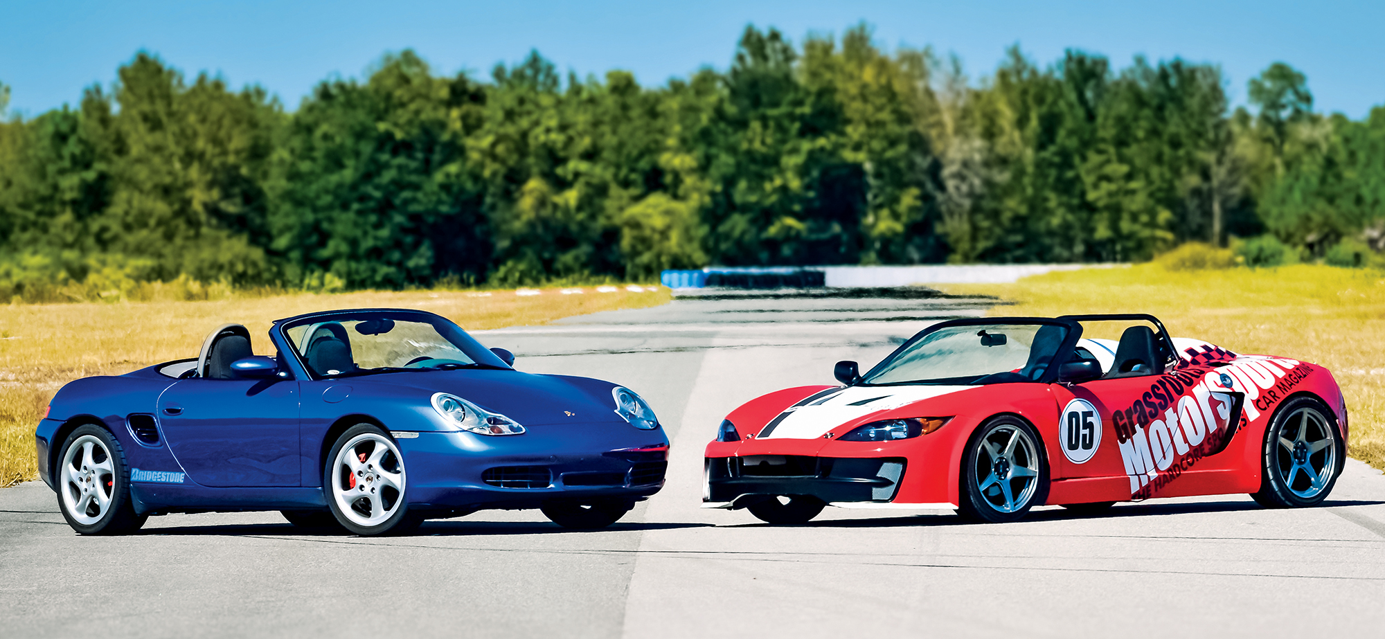 Porsche Boxster Versus Factory Five 818 Articles