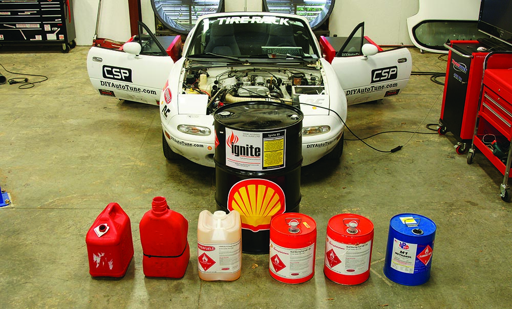 The Fuel Truth | Articles | Grassroots Motorsports