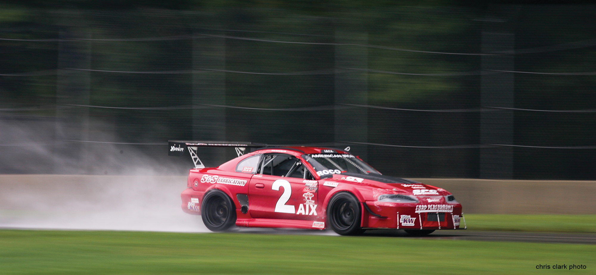 Simply Extreme: This Mustang Race Car Is Surprisingly Uncomplicated