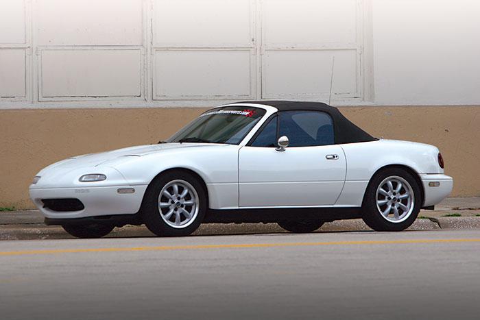 Mazda Miata Articles Grassroots Motorsports