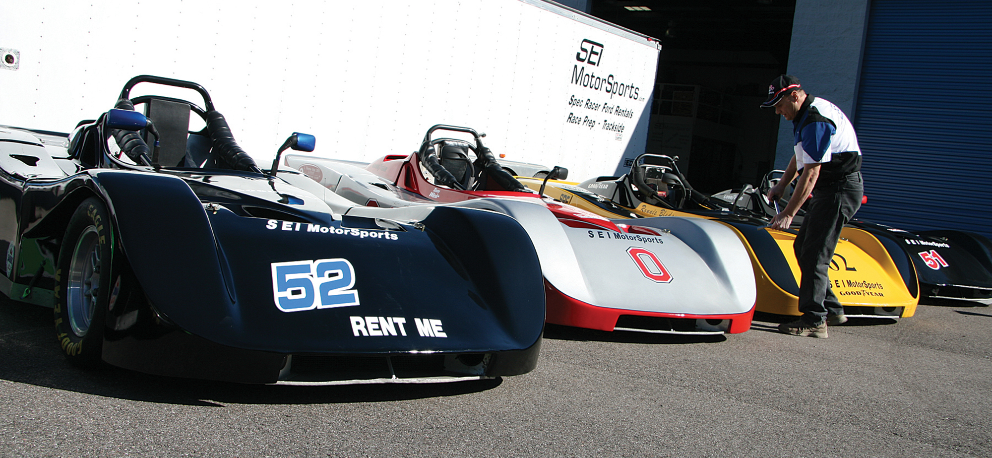 Is it Better to Rent a Race Car Than Own One? | Articles