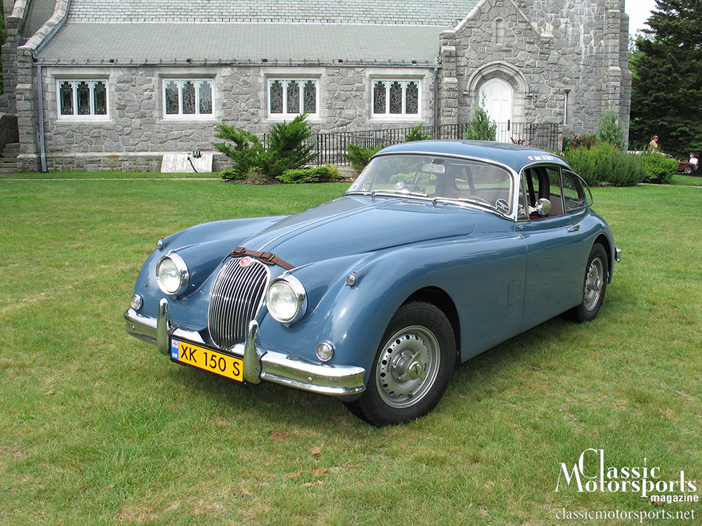 tech tips jaguar xk120 xk140 and xk150 articles classic rh classicmotorsports com Jaguar XK120 Drophead Coupe Jaguar XK120 Drophead Coupe