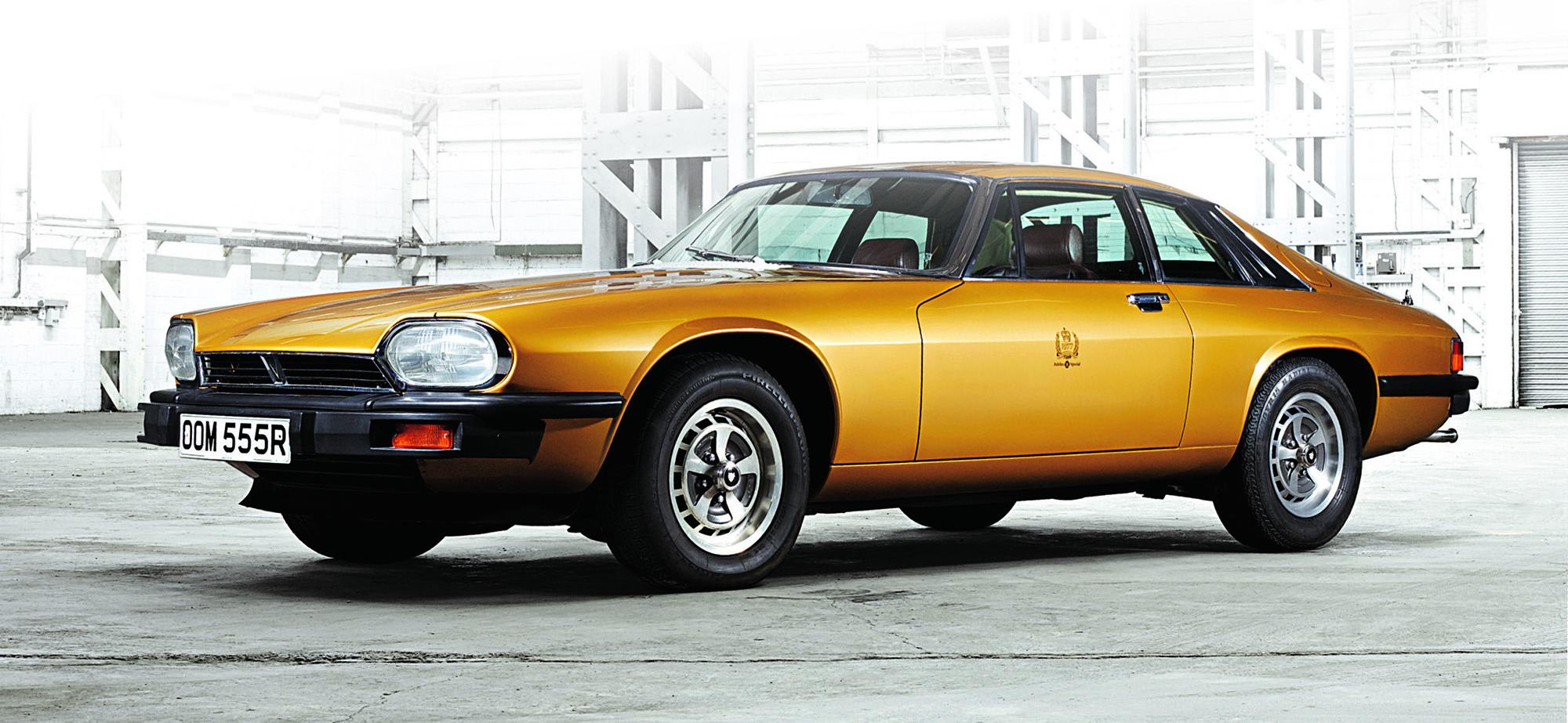 Vintage Views: Jaguar XJS