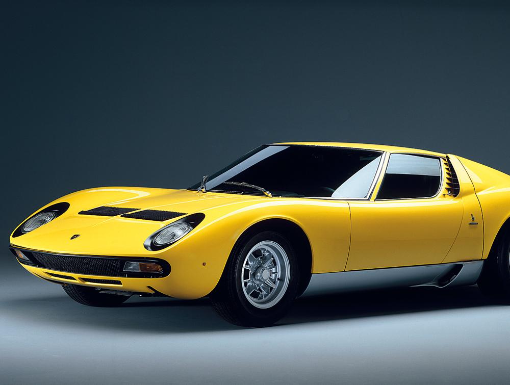 Window Shopper Lamborghini Miura Articles Classic Motorsports