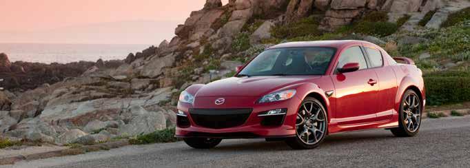 Depreciation Station 2004 11 Mazda Rx 8 Articles Classic