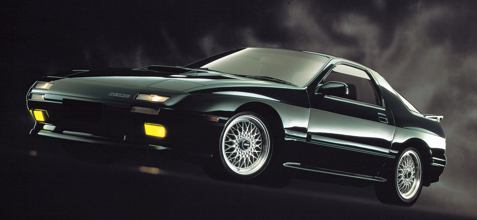 Vintage Views: FC-Chassis Mazda RX-7