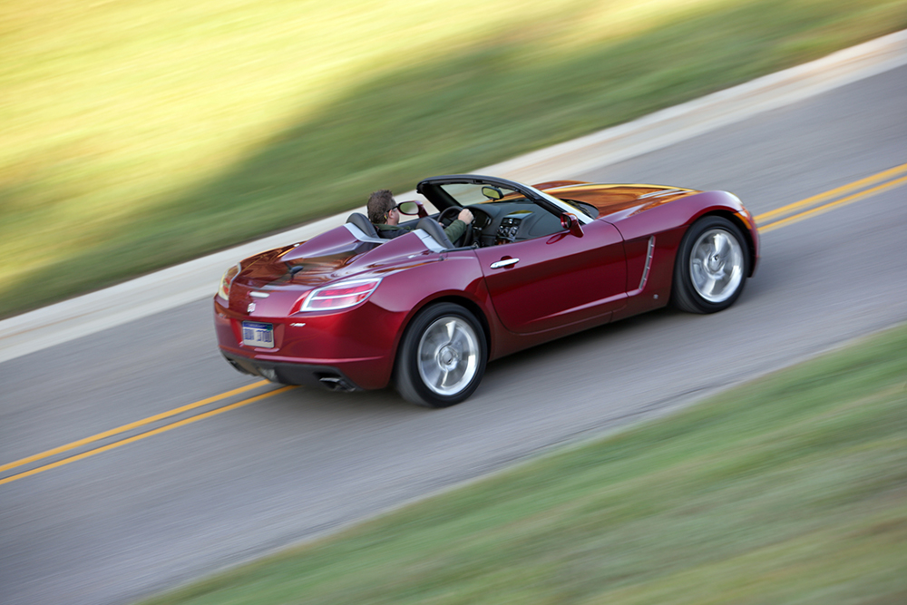 Buyers Guide: Pontiac Solstice/Saturn Sky