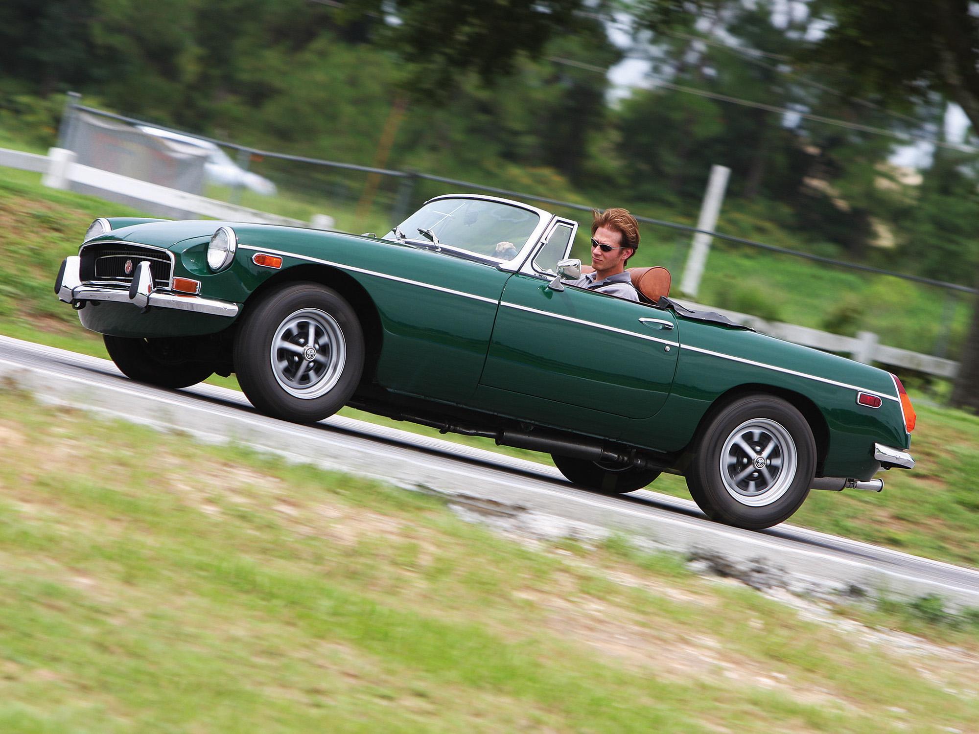 Window Shopper: MGB | Articles | Classic Motorsports