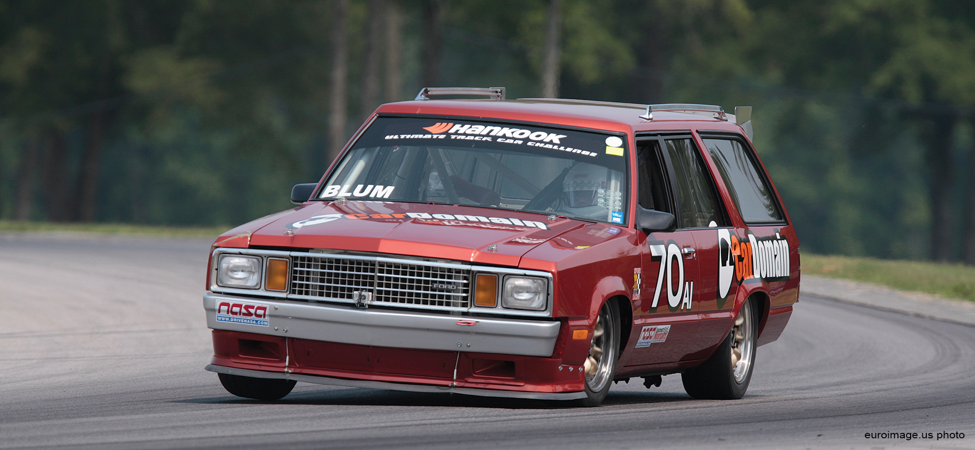 Wicked Wagon: A Ford Fairmont on Steroids | Articles | Grassroots ...