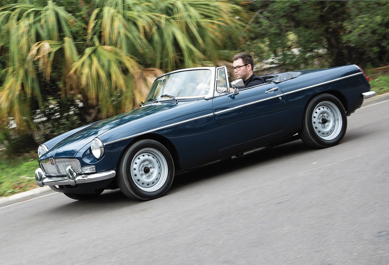 MGZ: Zetec-Powered MGB | Articles | Classic Motorsports