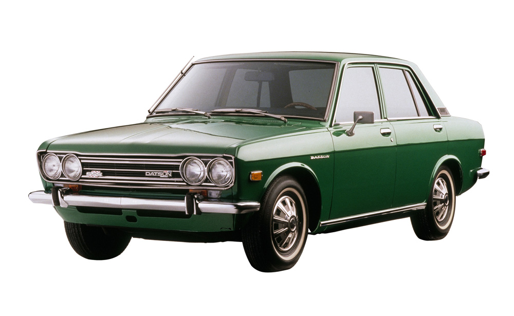 Datsun 510: The Do-Everything Dime | Articles | Grassroots