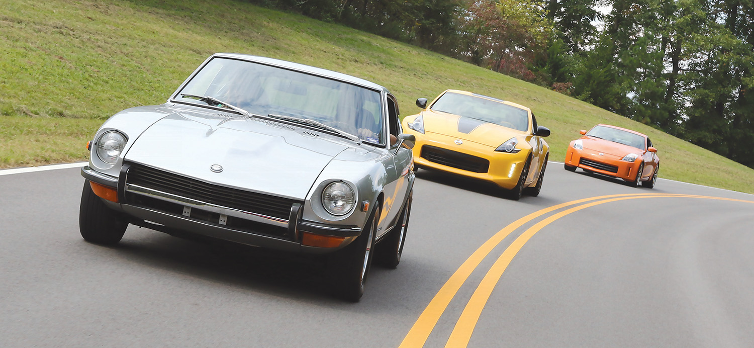 Which Nissan Z-Car Is Best? | Articles | Grassroots Motorsports