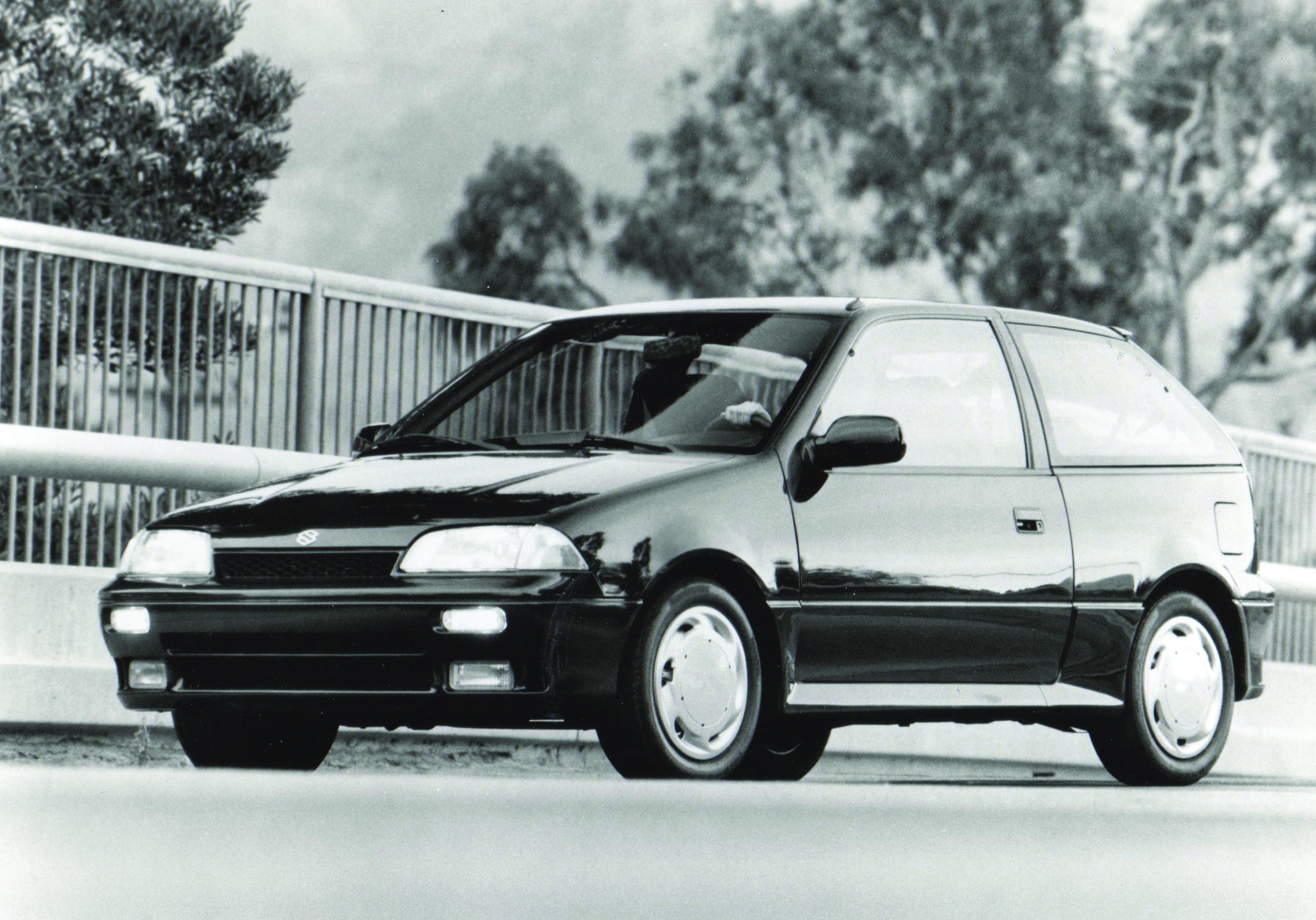 Vintage Views: Suzuki Swift | Articles | Grassroots Motorsports