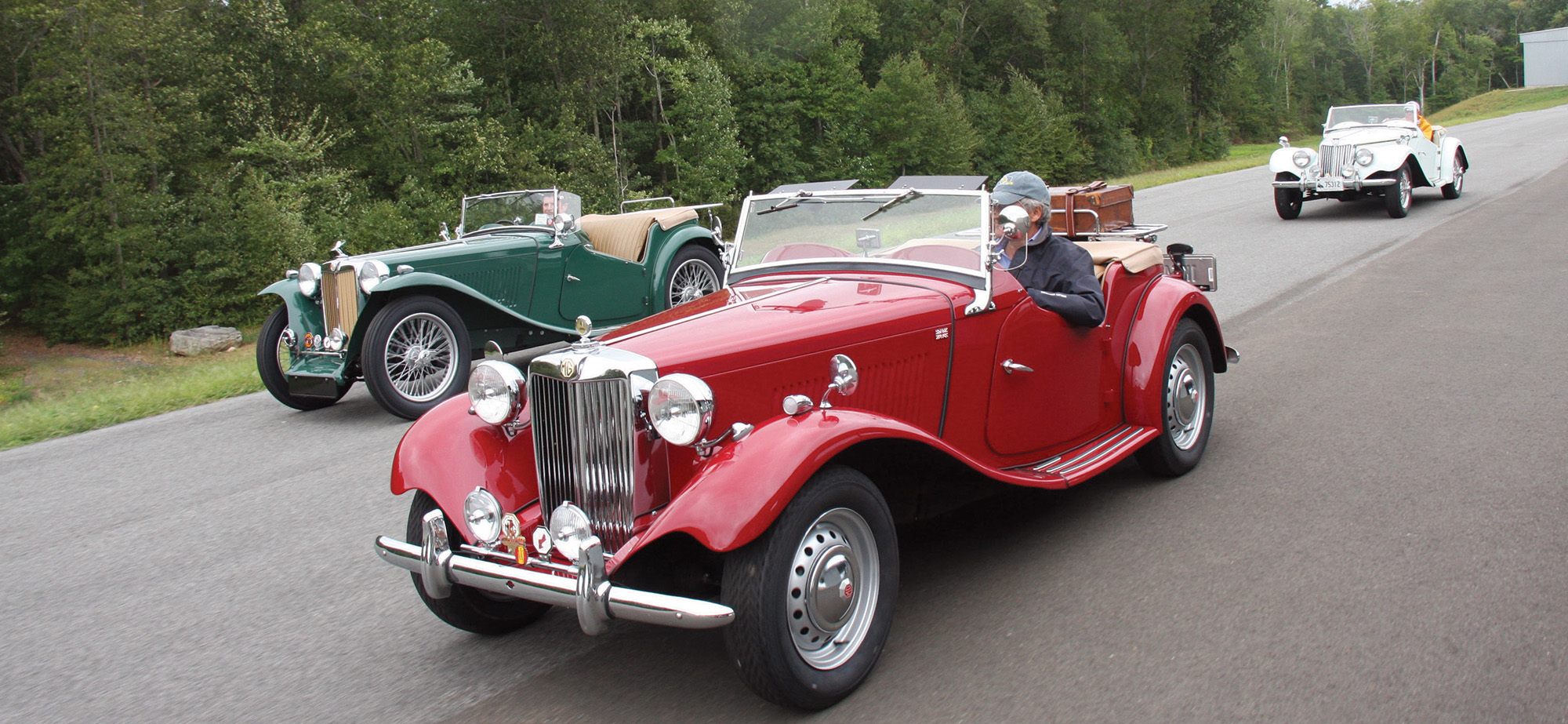 T-Time: Comparing The MG T-Series Lineup | Articles