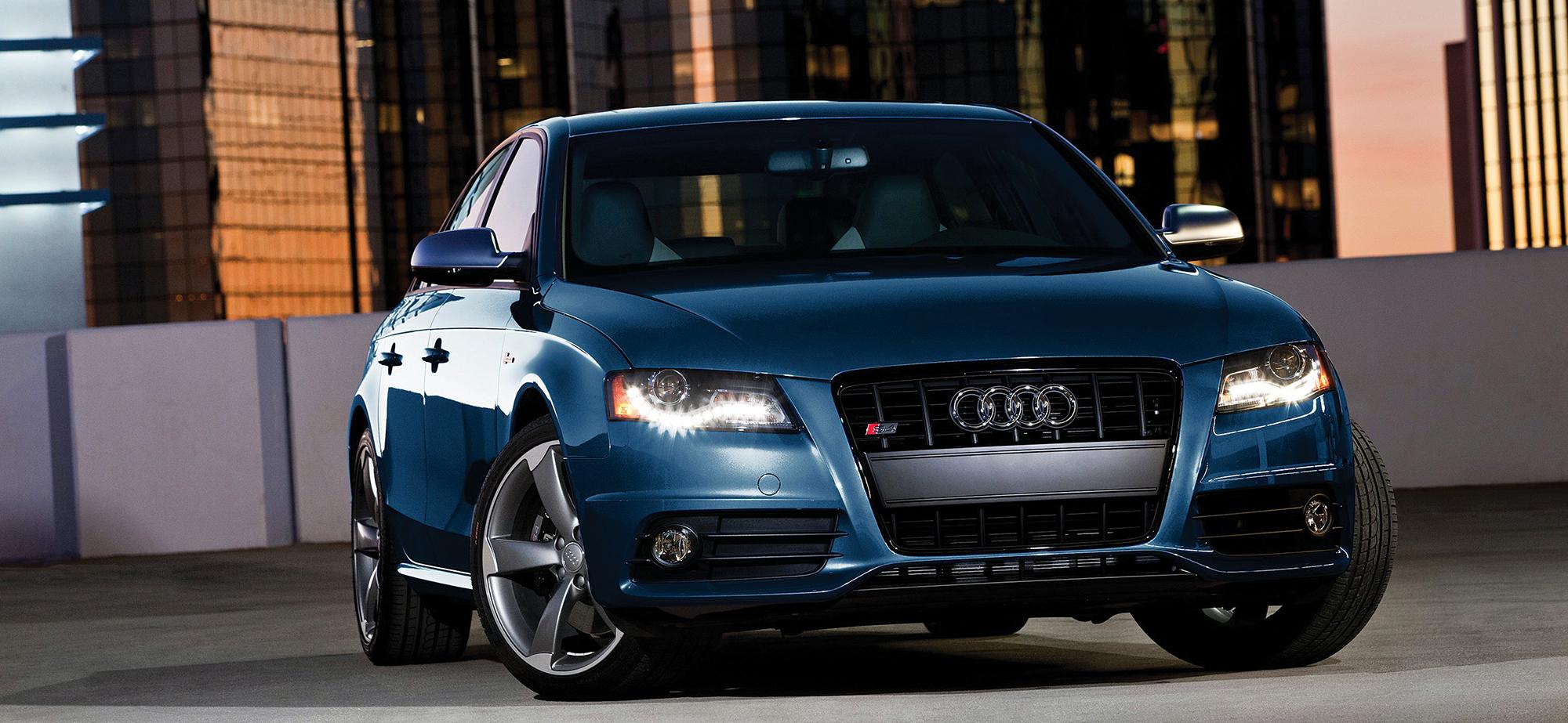 Kelebihan Audi S4 2009 Review