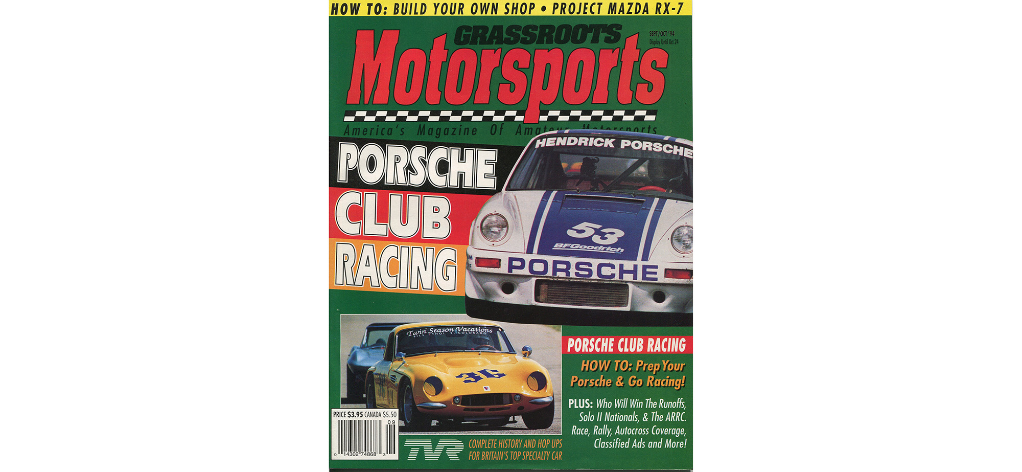 From The GRM Vault Why The PCA Was So Awesome When It First - Porsche club racing