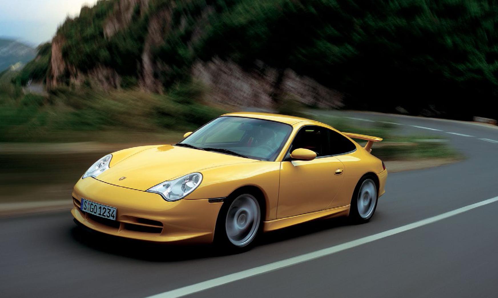 Depreciation Station: Porsche 996 GT3   Articles   Classic