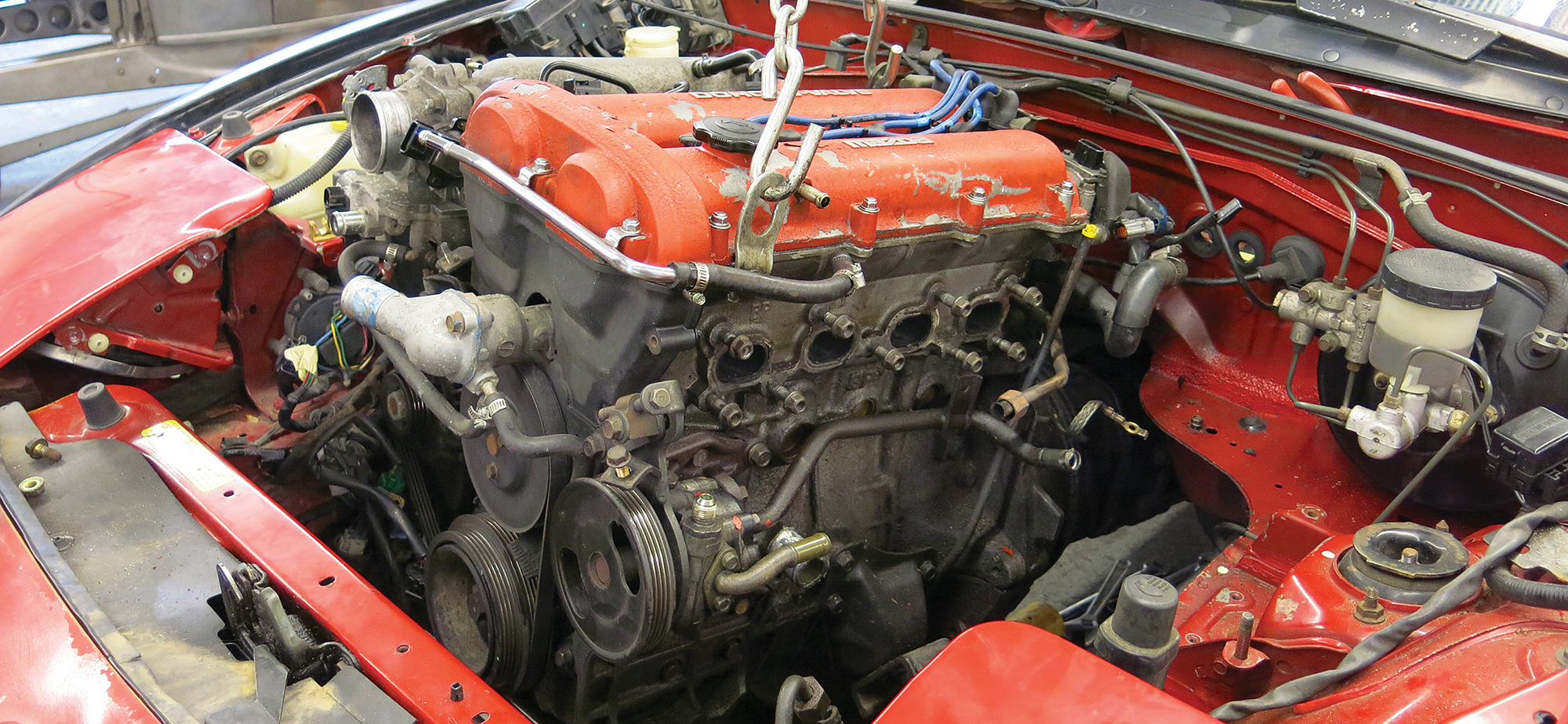 Engine Swap Science: 14 Steps to Begin Your Engine Swap