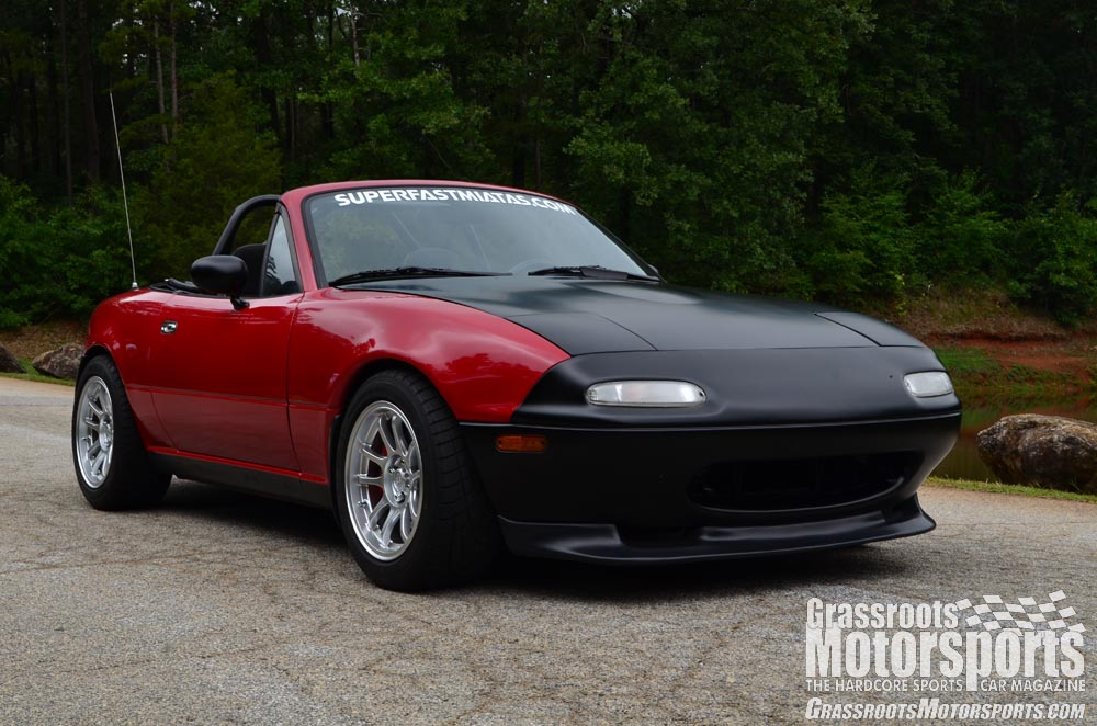 Tamed Monster | Articles | Grassroots Motorsports