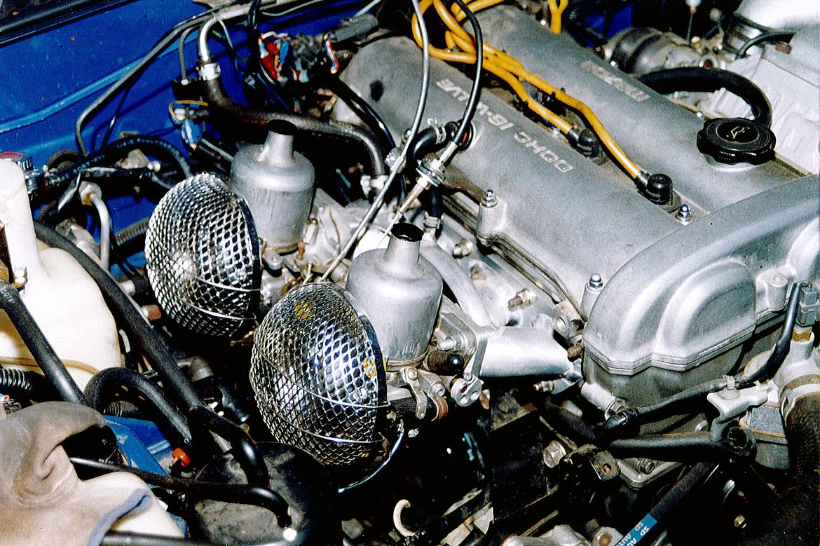 Today's Hot Message Board Topic: Replacing FI With SU Carbs