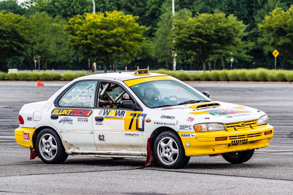 You Need This: A Front-Wheel-Drive Subaru Rally Car? | News ...