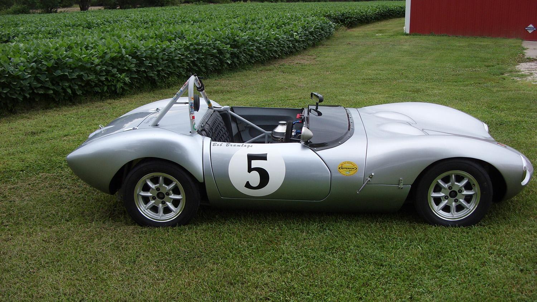 Classic Motorsports Car Catcher: Ginetta G4 | News | Classic Motorsports