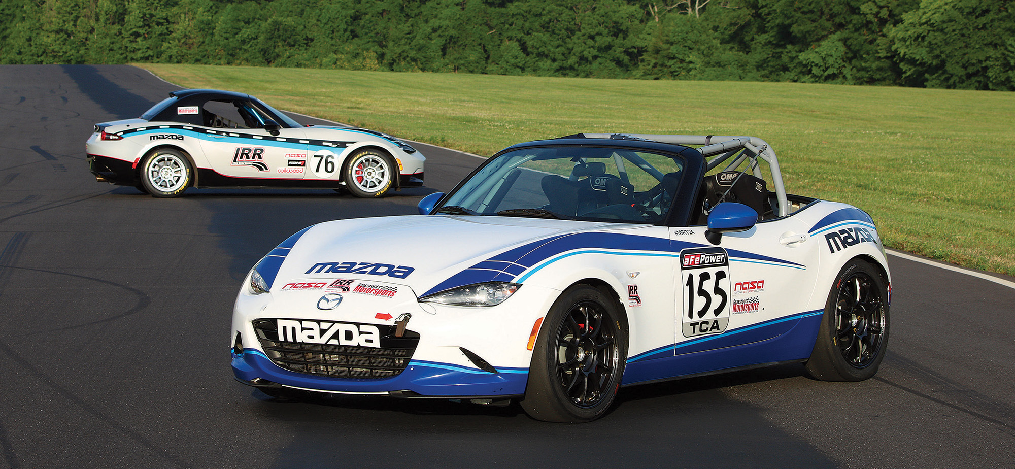 Win a Brand-New Global Mazda MX-5 Cup Car | News | Grroots ...