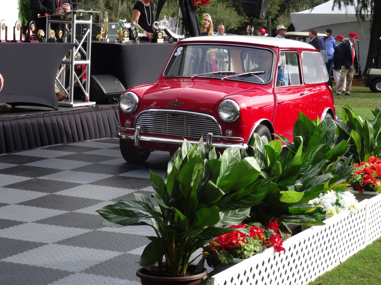 Join Us at the Champagne British Car Festival | News |