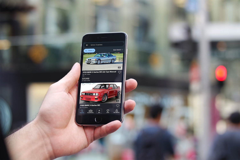 Buy A Car Via The New Ebay Motors App Get A 100 Gift Card