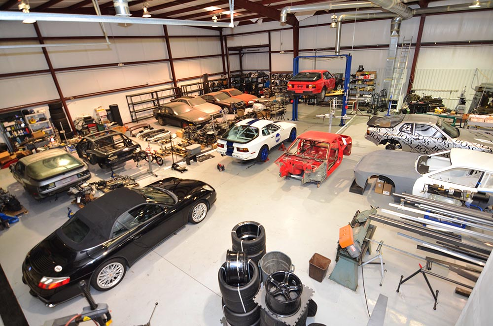 Motor werks racing crazy fast porsches news for Gm motor club roadside assistance