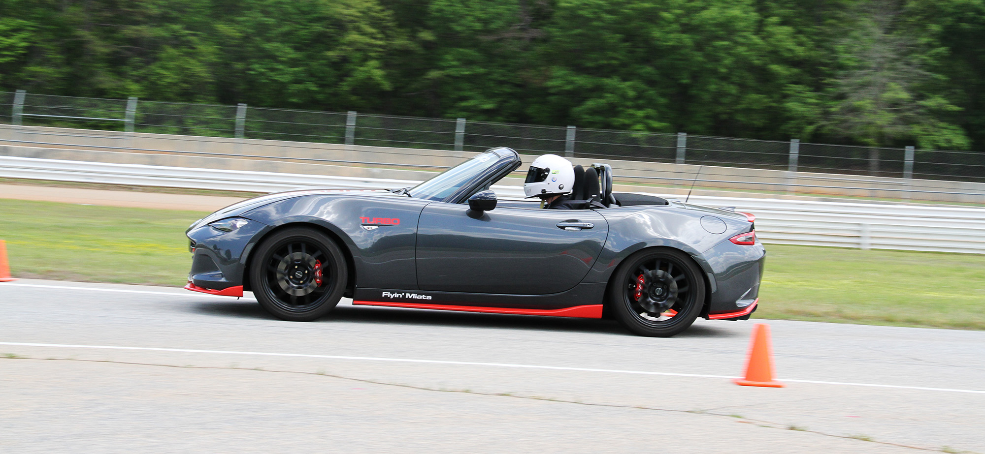 First Drive: Turbo ND MX-5 | News | Grassroots Motorsports