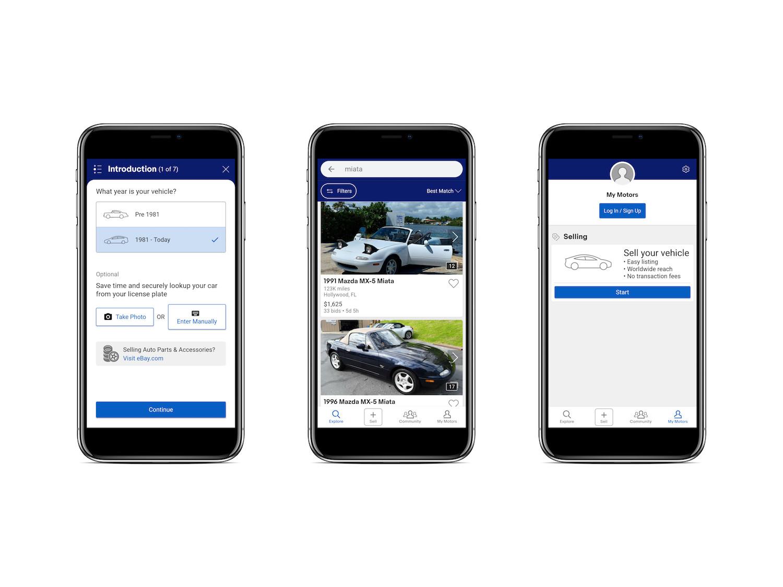 New Ebay Motors App Quick Easy Way Score Cool Car News Grassroots Motorsports