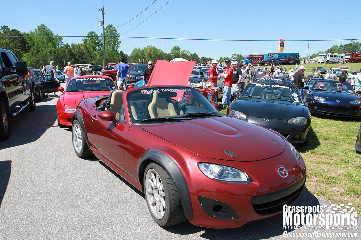 Get Your V8 Miata Fix at the Mitty | News | Grassroots