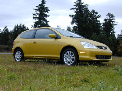 2002 Honda Civic Si New Car Reviews